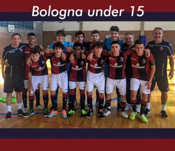 Calcio a 5, il Bologna FC 1909 in finale nazionale under 15