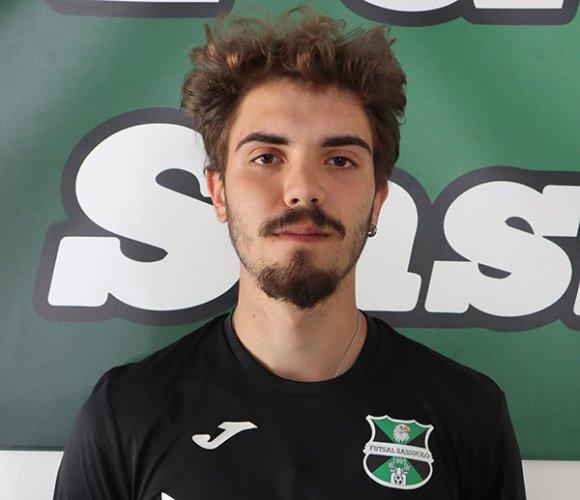 Il nuovo portiere del Futsal Sassuolo è Alex Bovolenta