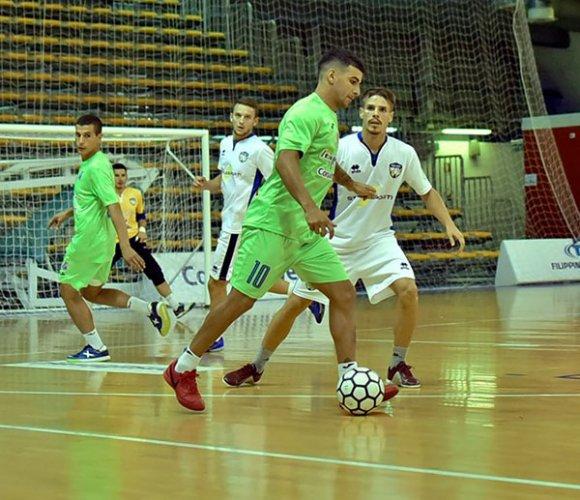 Roma C5 - Buldog Lucrezia 2-7 (0-3 pt)