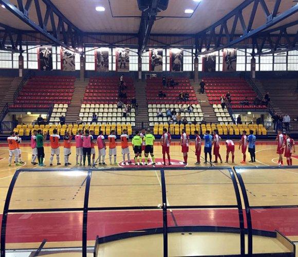 Calcio a cinque Rimini.com vs Futsal bellaria 1-2