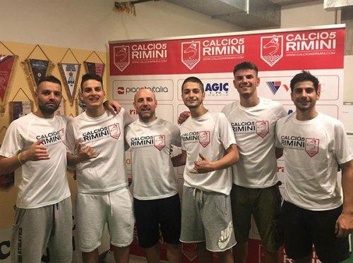 Inizia ufficialmente la stagione del Rimini Calcio a 5