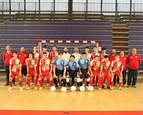 Calcio a 5 Rimini.com vs Calcio a 5 Corinaldo 4-0
