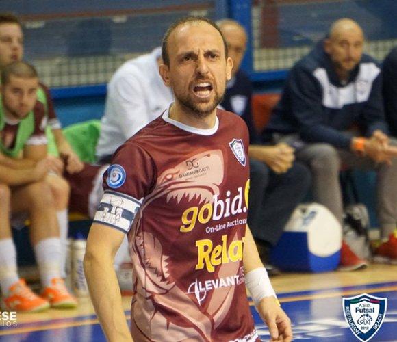 Intervista al capitano del Futsal Cobà Stefano Bagalini