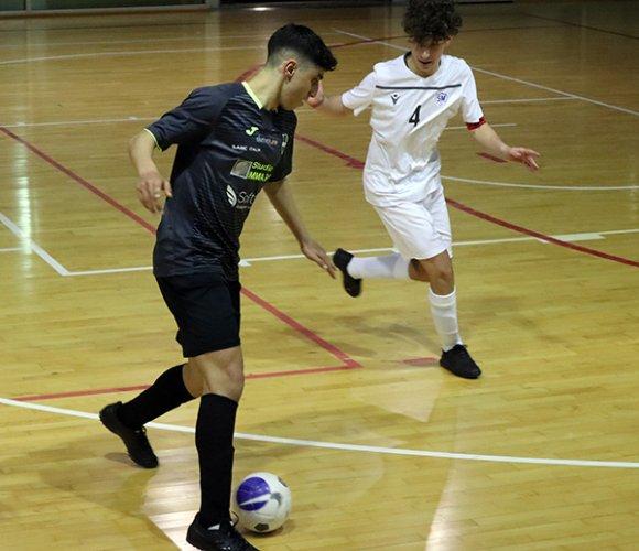Under 19 - San Marino Academy vs Futsal Sassuolo 5-4