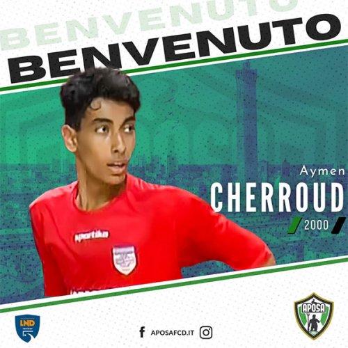 Aposa FCD: Cherroud in roster!