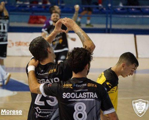 Ciampino - Futsal Cobà 1-6