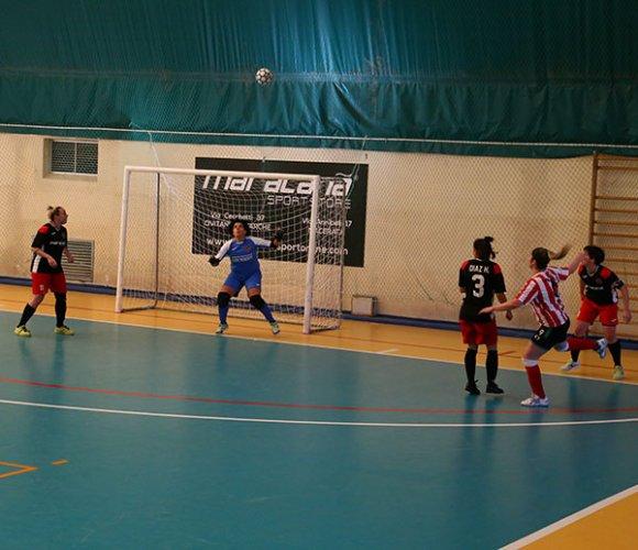 Civitanova dream futsal – Citta' di Capena 1-4 (0-0 pt)