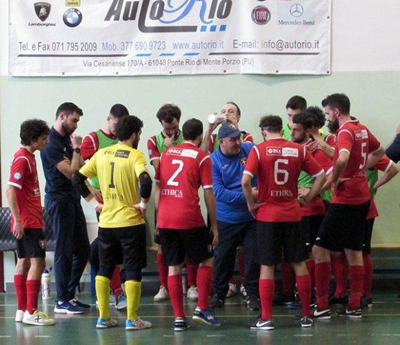 CorinaldoC5- Futsal Cesena 5-6 (pt 2-3)