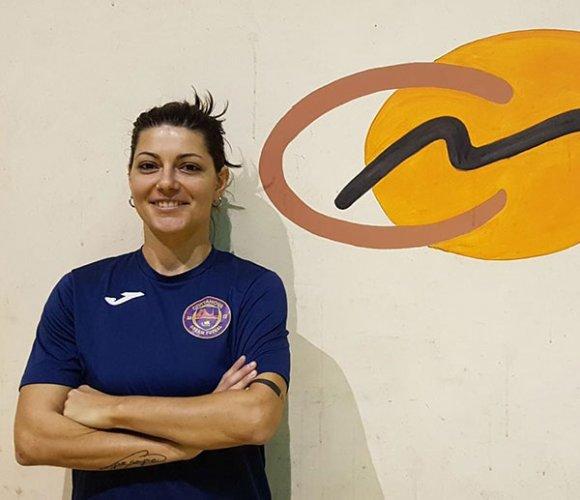Cristina Romano nuovo direttore sportivo del Civitanova dream futsal