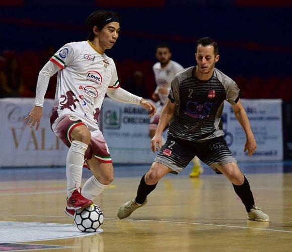Terzo appuntamento per l'OR Reggio Emilia, che riceve il Due G Futsal Parma
