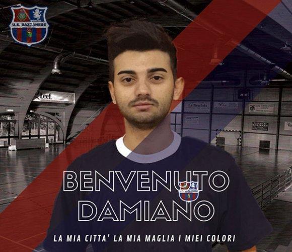 Damiano Liistro è un nuovo giocatore della Bazzanese C5