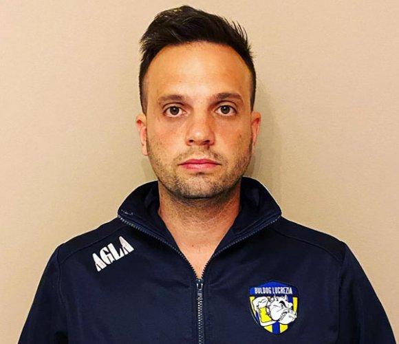 Elia Renzoni è il nuovo allenatore del Buldog Lucrezia