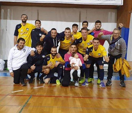Olimpus Roma - Buldog Lucrezia 0-2 (pt 0-2)