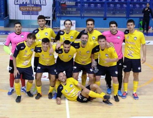 Futsal Coba' - Buldog Lucrezia 3-3 (2-1 pt)