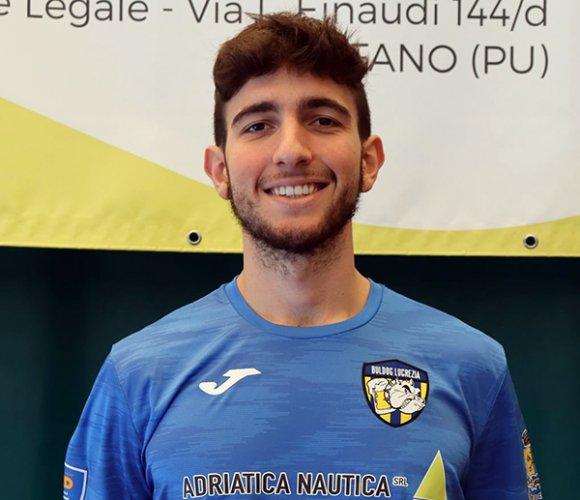 Risparmiocasa Manfredonia vs Buldog Lucrezia 3-2 (0-2 p.t.)