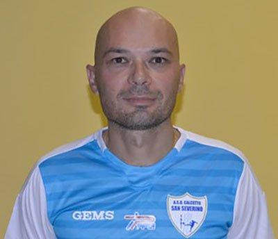 Fabio Falsetti nuovo allenatore del Serralta Calcio a  5