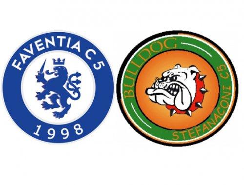 Faventia vs Bull Dog Lucrezia 1-2
