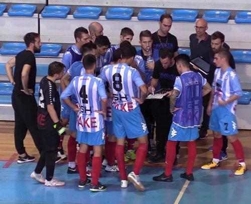 CUS Ancona  vs Faventia  5-3