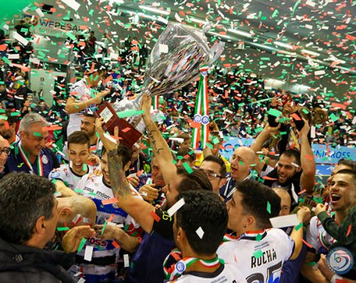 Calcio a 5 - Final Eight 2019 la Coppa Italia in Emilia-Romagna