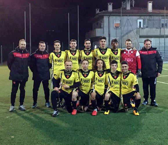 Play-off - Folgore vs Tre Fiori 4-0