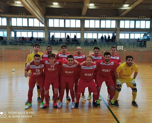 Calcio a 5 Forli vs IC Futsal 2-2