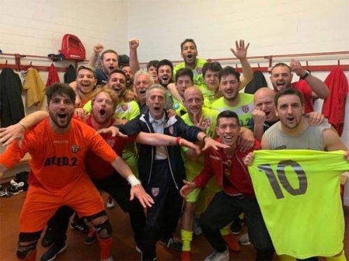 Finale play off: un immenso Forli' rimonta la Real Casalgrandese e conquista la promozione in C1