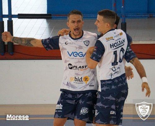 Futsal Cobà - Tenax Castelfidardo 7-0