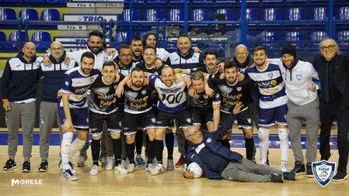Coppa Italia - Futsal Coba' – Prato 12-3