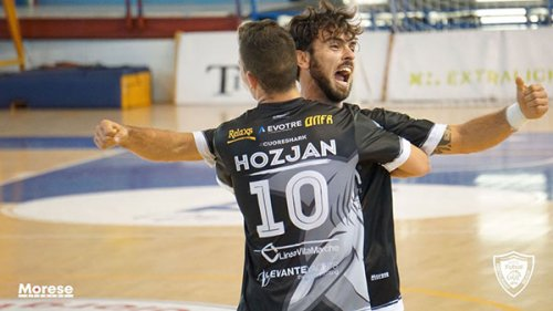 Futsal Cobà vs Lazio 4-2