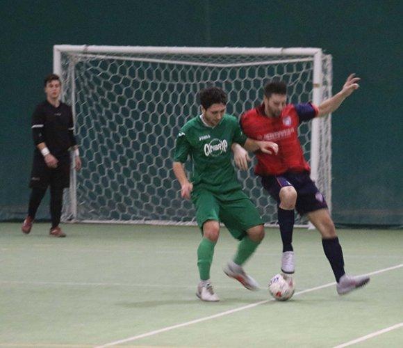 Futsal Romagna - Sassoleone 2015 APD 4-4
