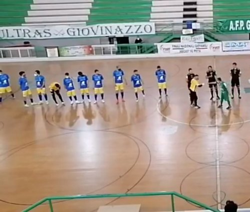 Buldog Lucrezia – Futsal Pistoia 2-7