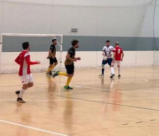 Balça calcio a 5 vs Calcio a cinque Rimini.com 4-4