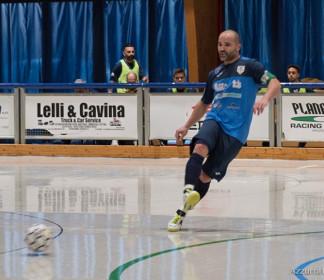 Giardino (Fossolo Futsal) Adesso sotto coi playoff