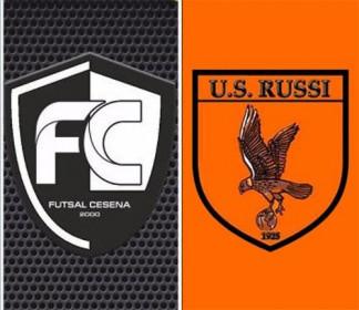 Futsal Cesena vs Russi 7-2