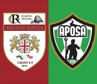 Olimpia Regium vs Aposa 11-3