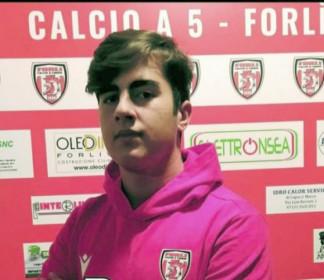Forlì: Un giovane talento rinnova, Simone Bruno ancora biancorosso