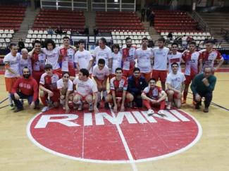 Calcio a 5 Rimini.com vs Forlì Calcio a 5 3-6