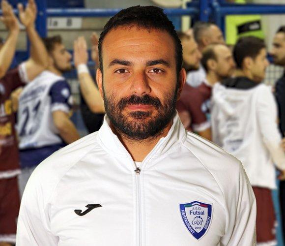 Intervista a Gianluca Leoni ( Futsal Cobà)