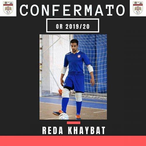 Per la porta granata c'è anche Reda Khaybat: il classe 2000 rimane all'OR