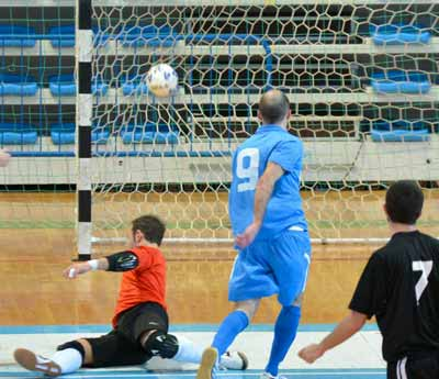 Futsal sammarinese: punti play-off sotto l'albero