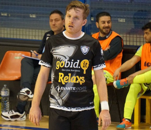 "Intervista a   ""Jack"" Lamedica (Futsal Cobà)"