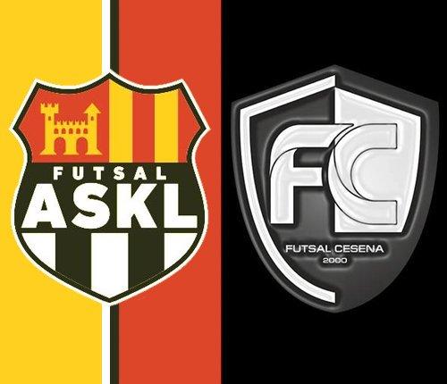 Futsal ASKL-Futsal Cesena 6-2