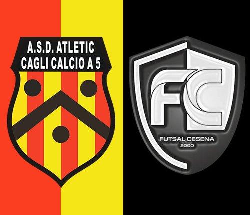 Cagli vs Futsal Cesena 2-2