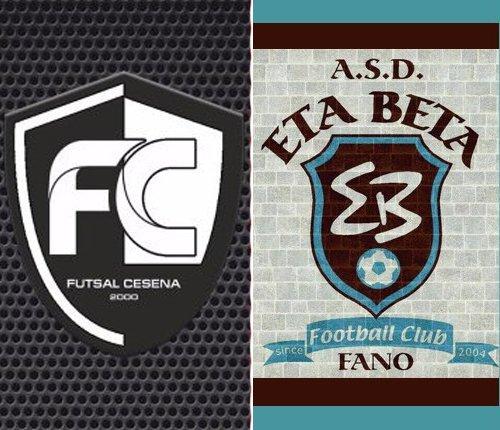 Prepartita Futsal Cesena vs Etabeta Fano