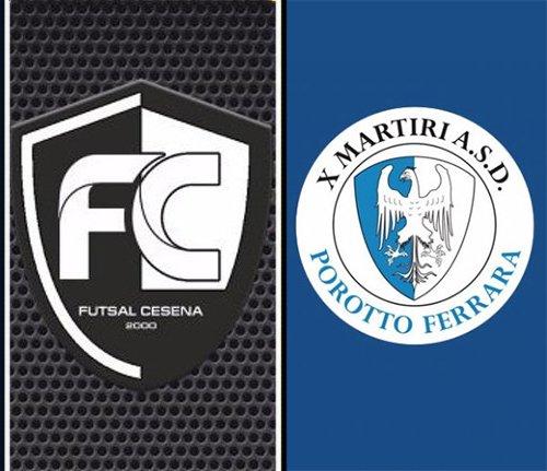 Inizia il campionato Under 19 - Futsal Cesena ospita la X Martiri