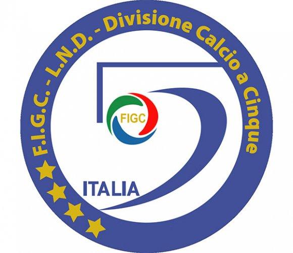 Ufficializzati  i gironi della Serie B dalla Divisione Calcio a 5