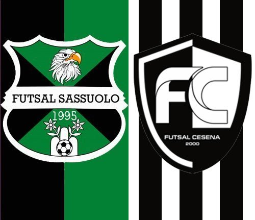 Futsal Sassuolo vs Fustsal Ceena 2-7