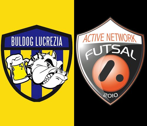 Buldog Lucrezia – Active Network futsal 2-9 (1-5 pt)