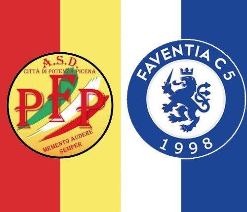 Potenza Picena vs Faventia 5-4