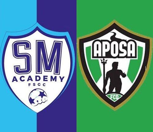 San Marino Academy – Aposa 0-6
